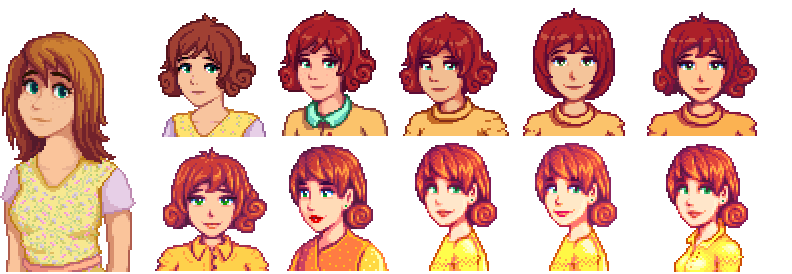 Penny From Stardew Valley