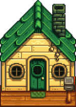 Cabin - Stardew Valley Wiki
