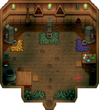 Witch S Hut Stardew Valley Wiki