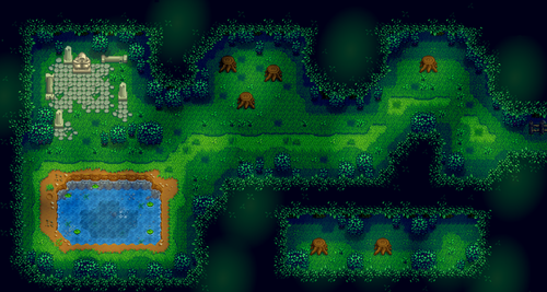 Cindersap Forest Stardew Valley Wiki
