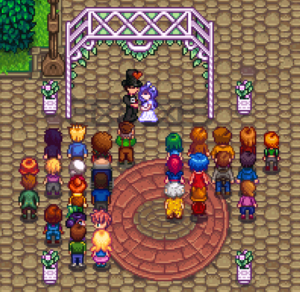 Marriage - Stardew Valley Wiki