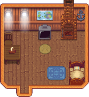 Farmhouse Stardew Valley Wiki
