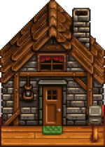 Cabin Stardew Valley Wiki