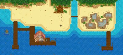 Image result for stardew valley beach