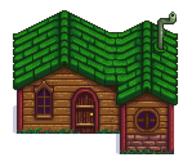 Leah's Cottage - Stardew Valley Wiki